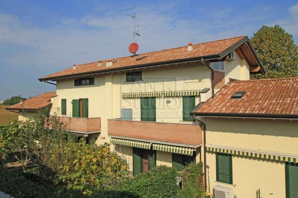 Appartamento in vendita a Cassano d'Adda, Stazione, 120 mq - Foto 5