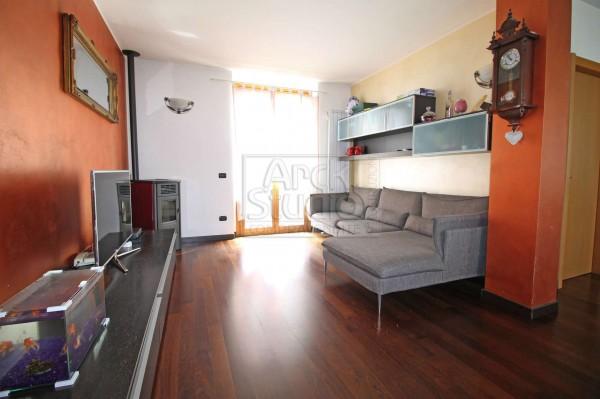 Appartamento in vendita a Cassano d'Adda, Stazione, 120 mq - Foto 25