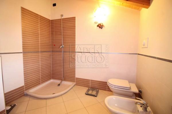 Appartamento in vendita a Cassano d'Adda, Stazione, 120 mq - Foto 12