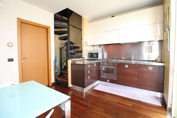 Appartamento in vendita a Cassano d'Adda, Stazione, 120 mq - Foto 6