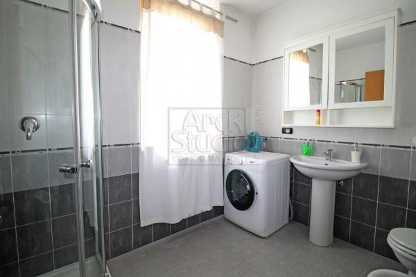 Appartamento in vendita a Cassano d'Adda, Stazione, 120 mq - Foto 20