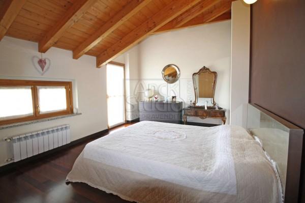 Appartamento in vendita a Cassano d'Adda, Stazione, 120 mq - Foto 18