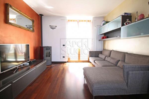 Appartamento in vendita a Cassano d'Adda, Stazione, 120 mq - Foto 4
