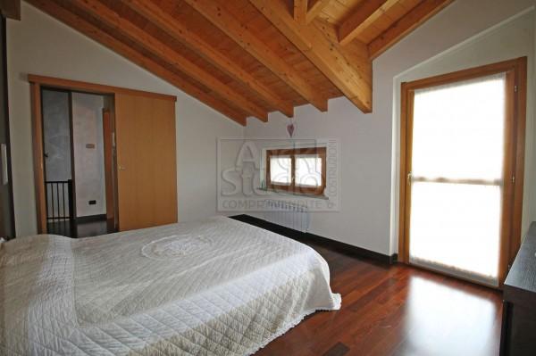Appartamento in vendita a Cassano d'Adda, Stazione, 120 mq - Foto 15