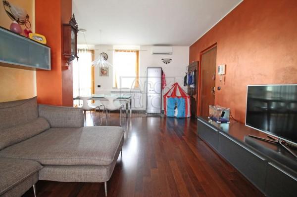Appartamento in vendita a Cassano d'Adda, Stazione, 120 mq - Foto 8