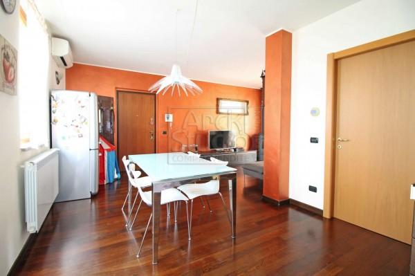 Appartamento in vendita a Cassano d'Adda, Stazione, 120 mq - Foto 23