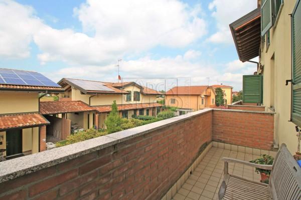 Appartamento in vendita a Cassano d'Adda, Stazione, 120 mq - Foto 22