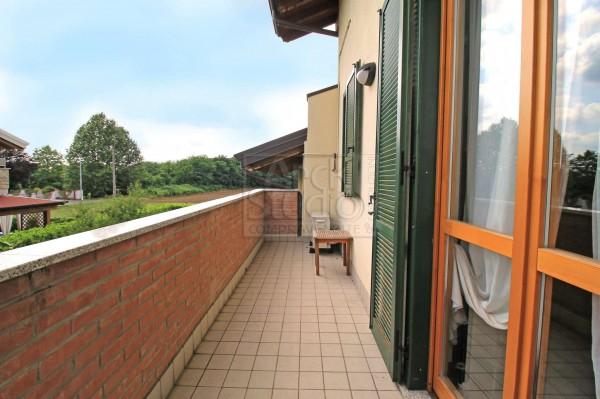Appartamento in vendita a Cassano d'Adda, Stazione, 120 mq - Foto 9