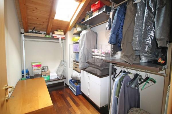 Appartamento in vendita a Cassano d'Adda, Stazione, 120 mq - Foto 13