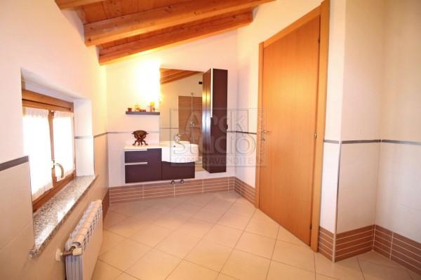 Appartamento in vendita a Cassano d'Adda, Stazione, 120 mq - Foto 11
