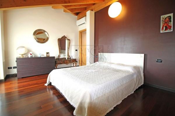 Appartamento in vendita a Cassano d'Adda, Stazione, 120 mq - Foto 17