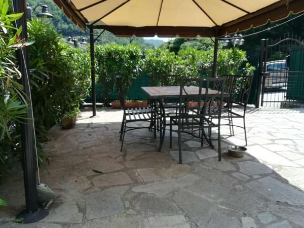 Appartamento in vendita a Avegno, Con giardino, 90 mq