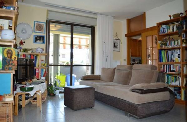 Appartamento in vendita a Forlì, Buscherini, Con giardino, 110 mq