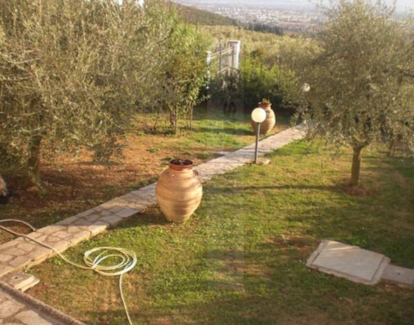 Casa indipendente in vendita a Montemurlo, Con giardino, 243 mq