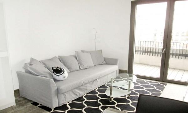 Appartamento in affitto a Milano, Arredato, con giardino, 50 mq