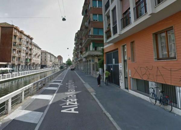 Appartamento in affitto a Milano, Navigli/darsena, Arredato, con giardino, 40 mq