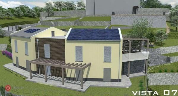 Villa in vendita a Leivi, San Rufino, Con giardino, 320 mq