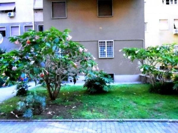 Appartamento in vendita a Roma, Don Bosco, Con giardino, 65 mq