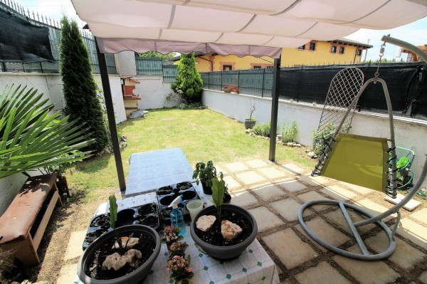 Appartamento in vendita a Pianezza, Con giardino, 67 mq