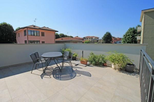 Casa indipendente in vendita a Cassano d'Adda, Centro, 207 mq