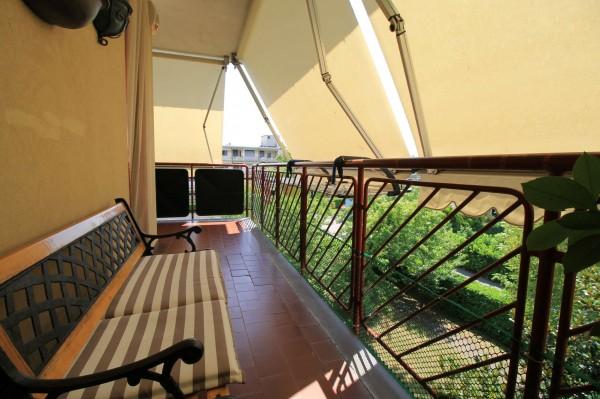 Appartamento in vendita a Cassano d'Adda, Con giardino, 90 mq - Foto 14