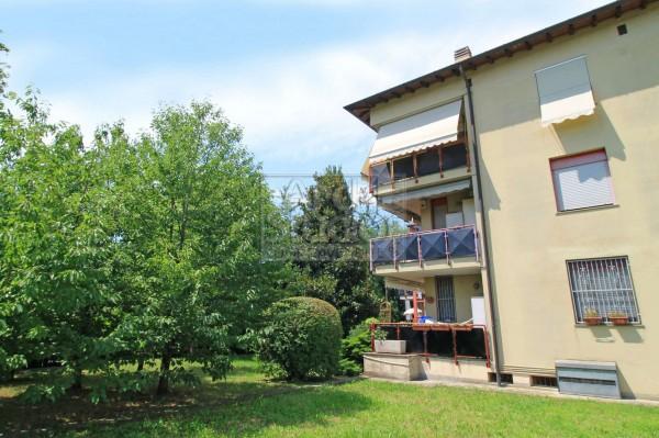 Appartamento in vendita a Cassano d'Adda, Con giardino, 90 mq