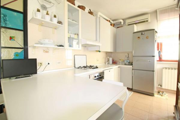 Appartamento in vendita a Cassano d'Adda, Con giardino, 90 mq - Foto 18
