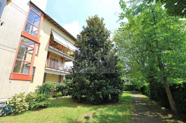 Appartamento in vendita a Cassano d'Adda, Con giardino, 90 mq - Foto 4