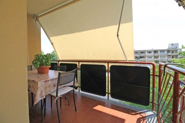 Appartamento in vendita a Cassano d'Adda, Con giardino, 90 mq - Foto 21