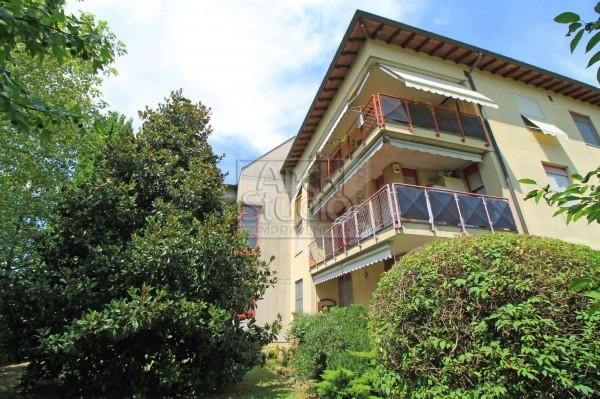 Appartamento in vendita a Cassano d'Adda, Con giardino, 90 mq - Foto 2
