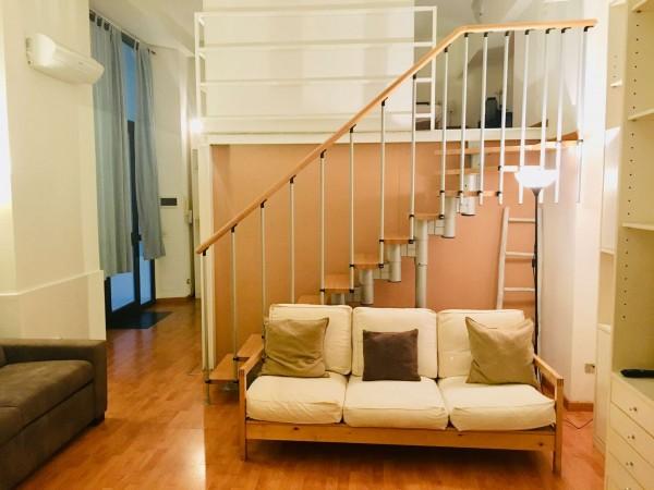 Appartamento in vendita a Milano, Crocetta, Arredato, con giardino, 80 mq