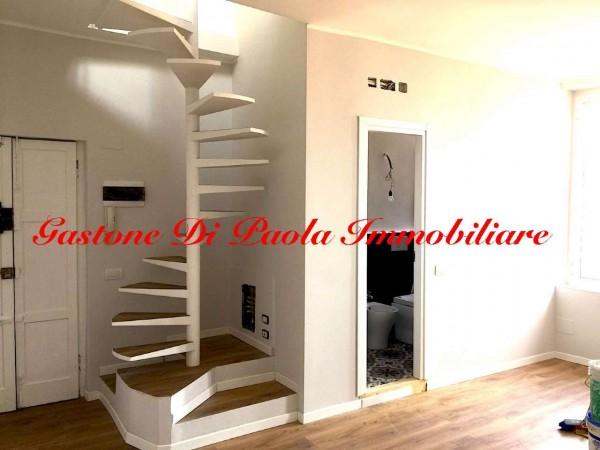 Appartamento in vendita a Milano, Citta' Studi, Con giardino, 55 mq