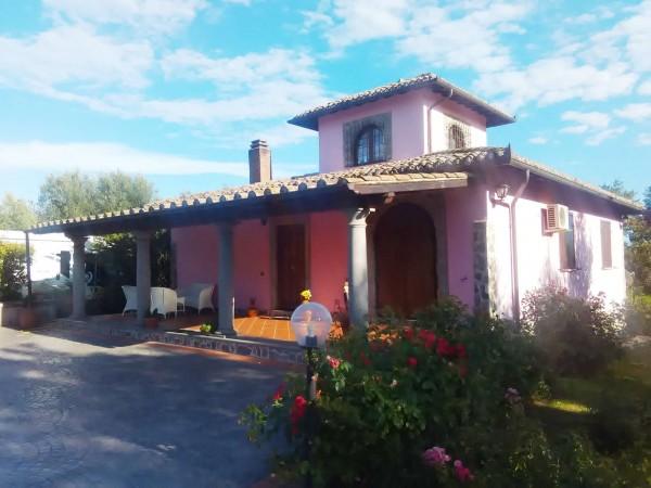 Villa in vendita a Vetralla, Con giardino, 280 mq