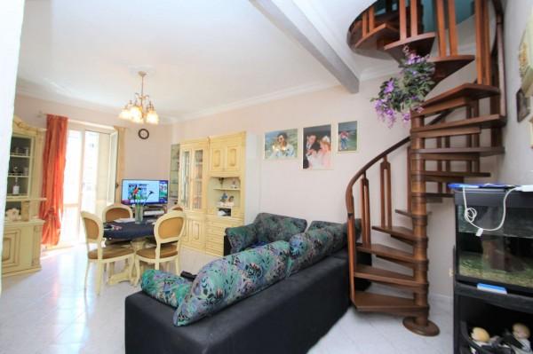 Casa indipendente in vendita a Torino, Rebaudengo, 225 mq