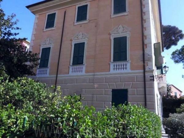 Rustico/Casale in vendita a Santa Margherita Ligure, Con giardino, 209 mq