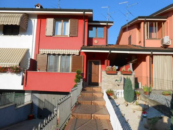 Villa in vendita a Chieve, Residenziale, Con giardino, 189 mq - Foto 5