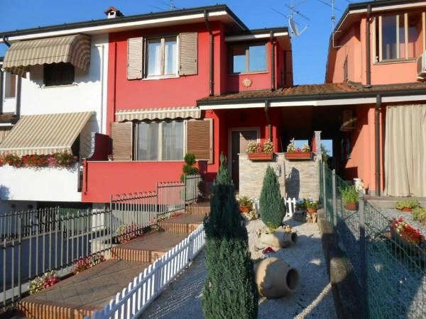 Villa in vendita a Chieve, Residenziale, Con giardino, 189 mq - Foto 8