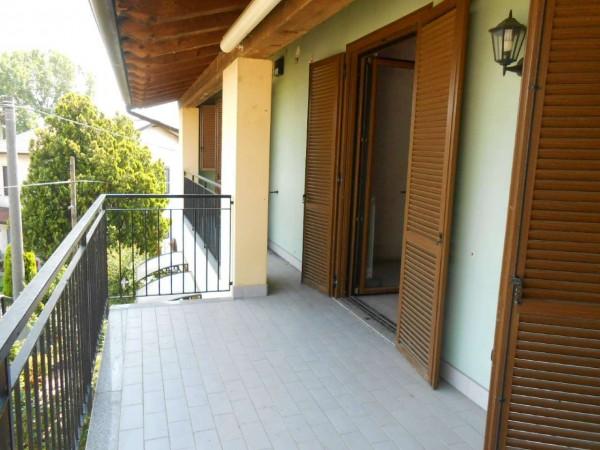 Appartamento in vendita a Pandino, Residenziale, 99 mq