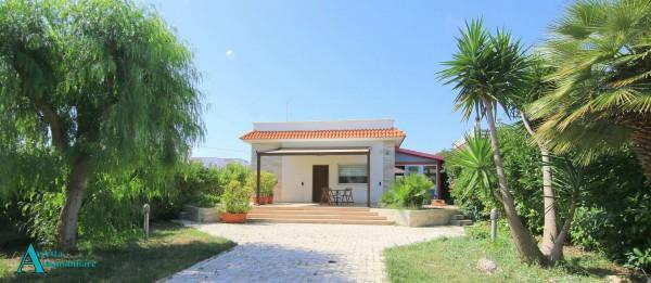 Villa in vendita a Leporano, Residenziale, Con giardino, 103 mq