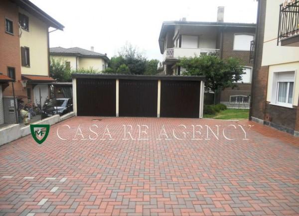 Appartamento in vendita a Induno Olona, Con giardino, 85 mq - Foto 3