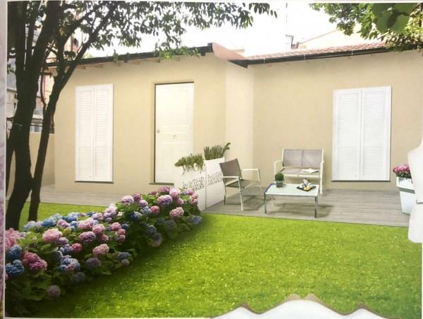 Appartamento in vendita a Firenze, Con giardino, 67 mq