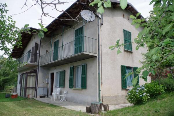 Casa indipendente in vendita a Lisio, Frazione Stelle, Con giardino, 110 mq