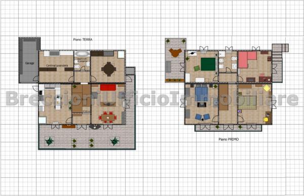Casa indipendente in vendita a Trevi, Pigge, Con giardino, 180 mq - Foto 5