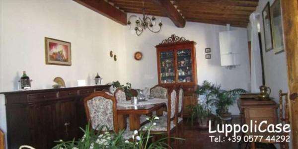 Appartamento in vendita a Castelnuovo Berardenga, Con giardino, 250 mq - Foto 9