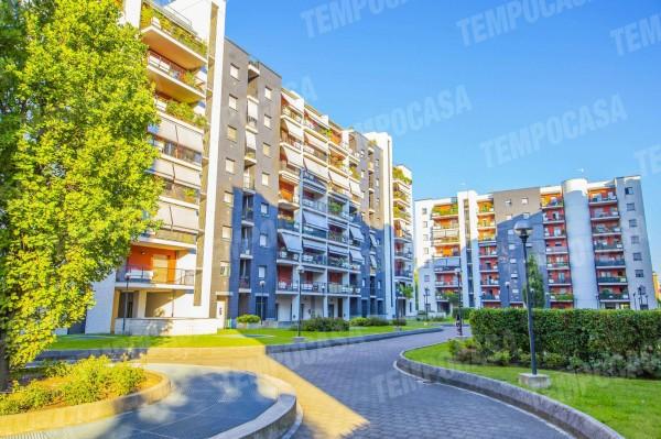 Appartamento in vendita a Milano, Affori Centro, Con giardino, 120 mq - Foto 4