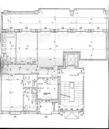 Appartamento in vendita a Milano, Affori Centro, Con giardino, 120 mq - Foto 2