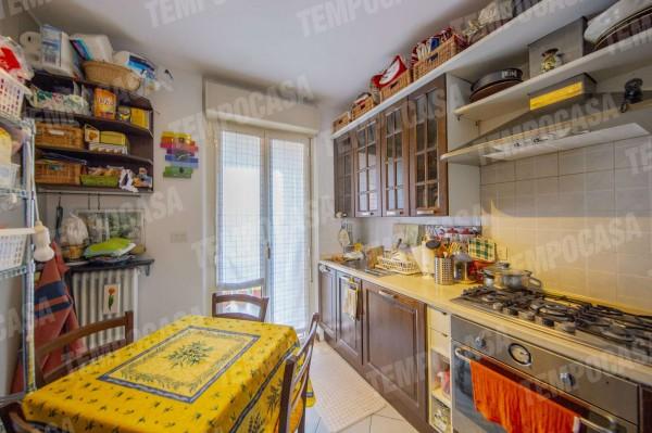 Appartamento in vendita a Milano, Affori Centro, Con giardino, 120 mq - Foto 17