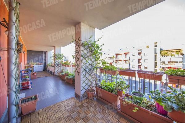 Appartamento in vendita a Milano, Affori Centro, Con giardino, 120 mq - Foto 1