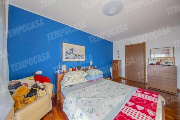 Appartamento in vendita a Milano, Affori Centro, Con giardino, 120 mq - Foto 10