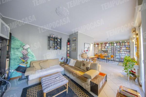 Appartamento in vendita a Milano, Affori Centro, Con giardino, 120 mq - Foto 18